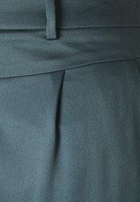 Bruuns Bazaar - HORTENSIA JOKI PANT - Kalhoty - night shadow - 2