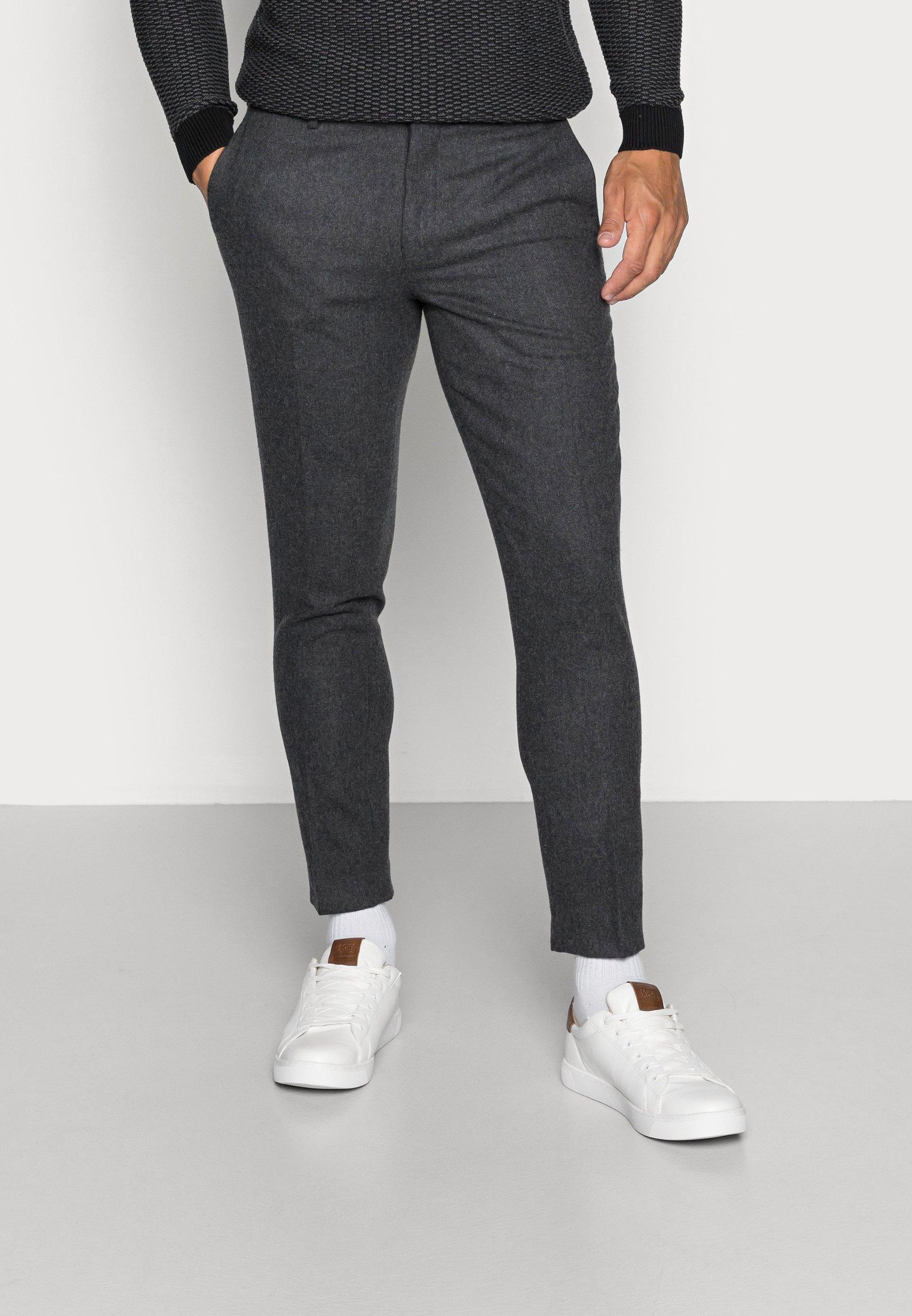 Uomo BEMBRIDGE TROUSER - Pantaloni