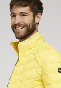 TOM TAILOR - Light jacket - celandine yellow - 3