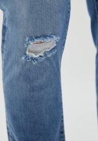 PULL&BEAR - Jeans Skinny Fit - stone blue denim - 5