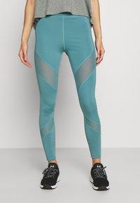 Even&Odd active - Leggings - blue - 0