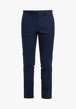 GARMENT DYED - Chinos - midnight