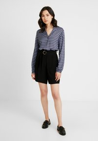 Kaffe - KASARY TILLY BLOUSE - Bluser - midnight marine - 1
