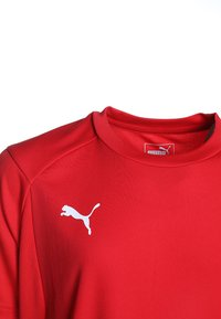 Puma - Pelipaita - red/white