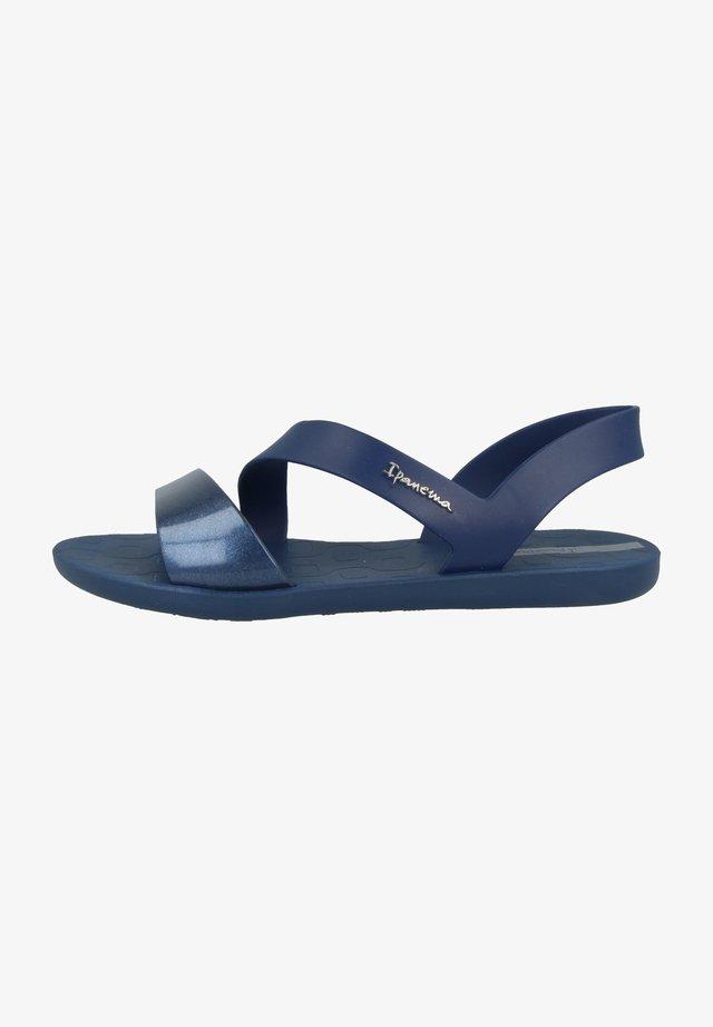 Sandaler - blue-blue