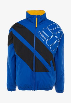 SIDELINE - Winter jacket - azul/black