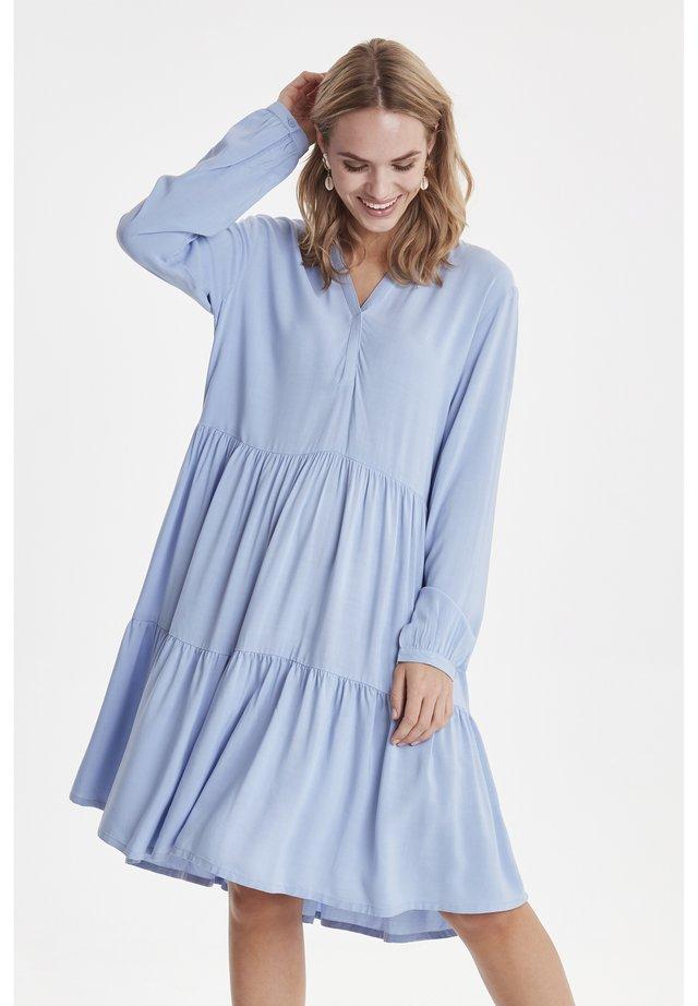 BYISOLE - Vestido informal - sky blue