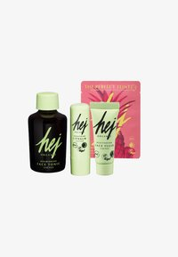 Hej Organic - THE WEEKEND KIT - Hudplejesæt - neutral - 0