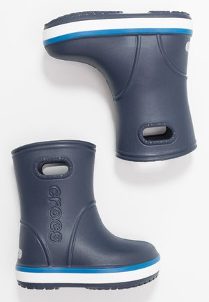 CROCBAND RAIN BOOT - Holínky - navy/bright cobalt