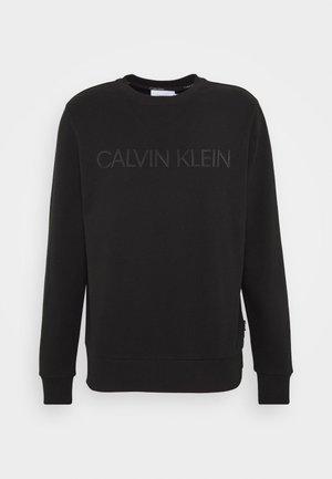 TONE LOGO  - Sweatshirt - black