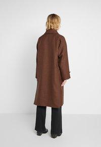 Mackintosh - BLACK RIDGE COAT - Trenčkot - brown - 2
