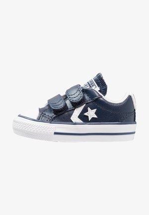 STAR PLAYER INFANT - Scarpe primi passi - navy/white