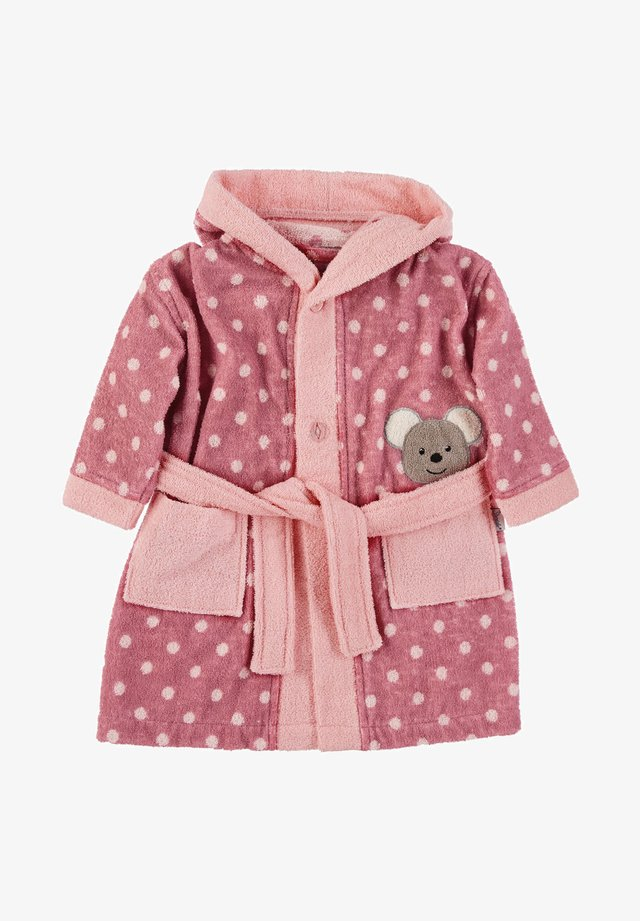 Dressing gown - light pink