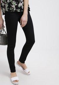 Lee - SCARLETT - Jeans Skinny Fit - black - 3