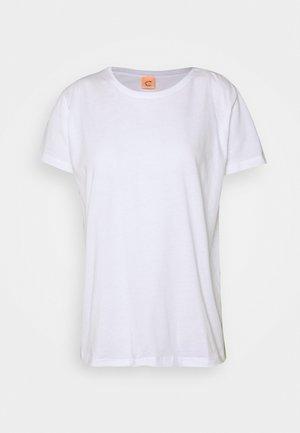 MOLLY - Basic T-shirt - white
