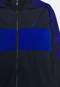 adidas Performance - TIBERIO SET - Tracksuit - dark blue - 3