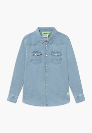 LUCAS - Shirt - light-blue denim