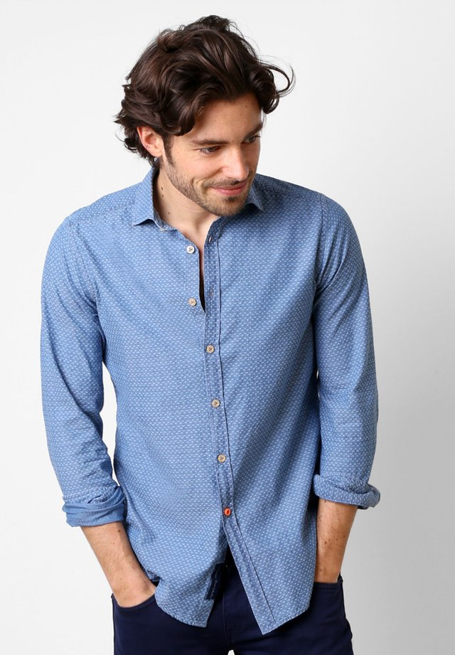 FANCY DENIM - Shirt - denim