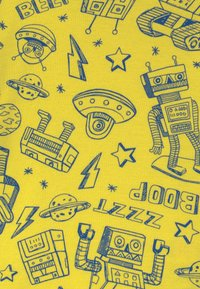 GAP - TODDLER BOY ROBOTS - Pyjama set - bright neon yellow - 3