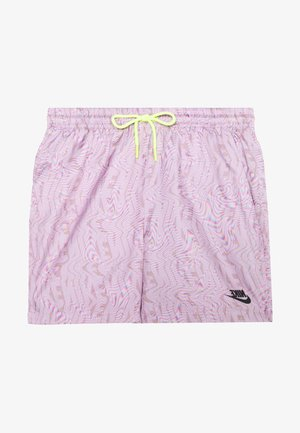 FESTIVAL  - Shorts - iced lilac/volt/black