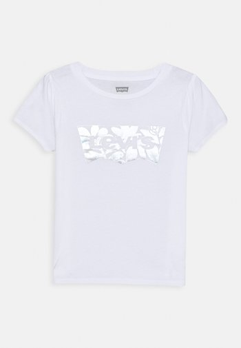 BABY TEE - T-shirt con stampa - white