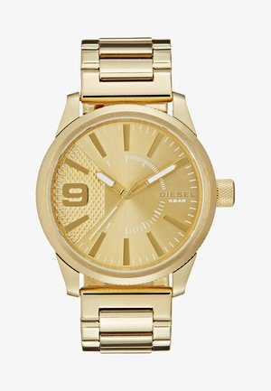 RASP - Watch - gold-coloured