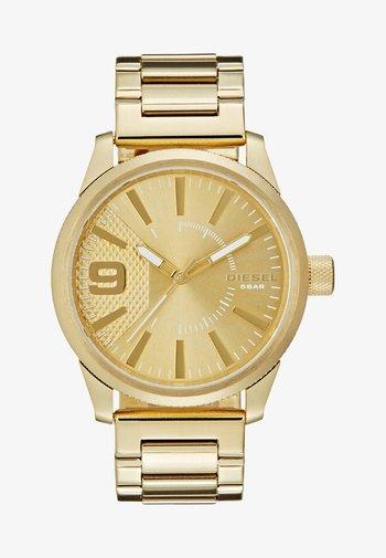 RASP - Watch - gold-coloured