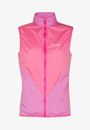 SKYE WIND PRO - Waistcoat - pop pink