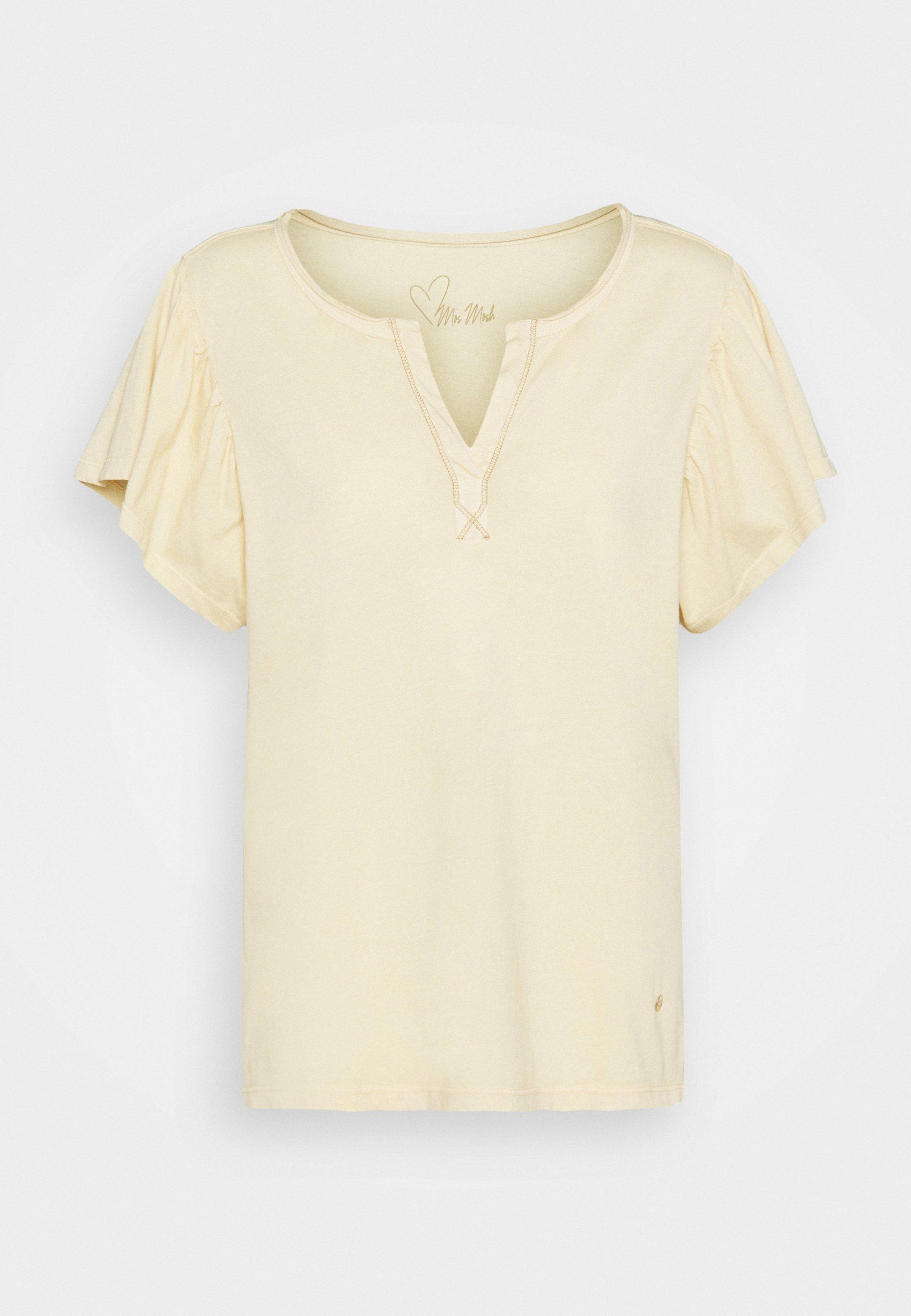 Women SHELLY FLOUNCE TEE - Print T-shirt