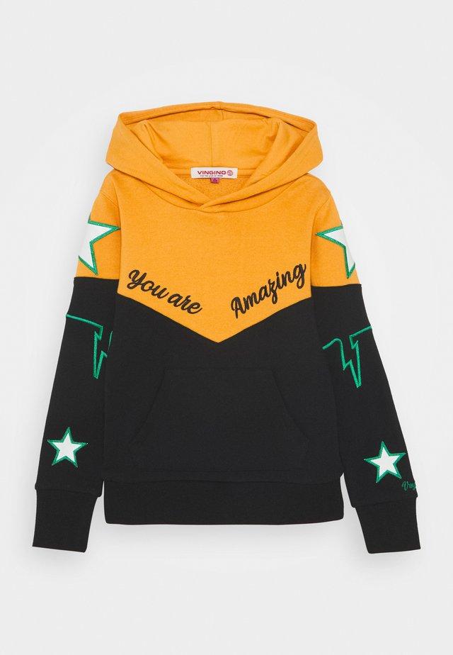 NELKE - Sweatshirt - ochre yellow