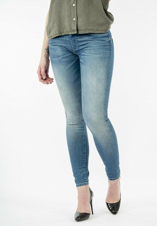 Jeans Skinny - bleu