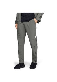 Under Armour - Tracksuit bottoms - gravity green - 0