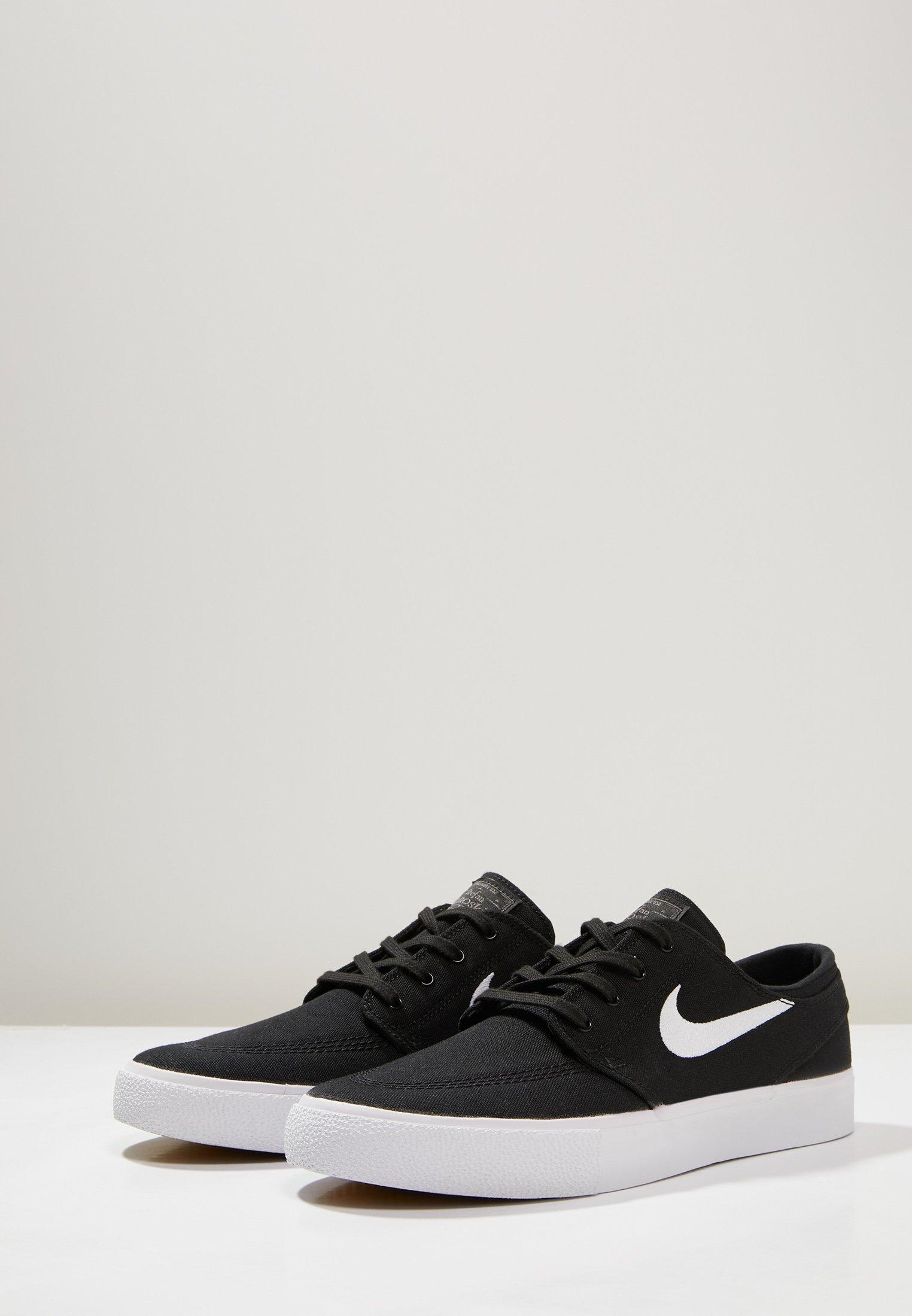 Nike Sb Zoom Janoski - Sneakers Black/white