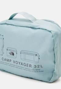 The North Face - BASE CAMP VOYAGER DUFFEL UNISEX - Sac à dos - tourmalineblu/aviatornavy - 5