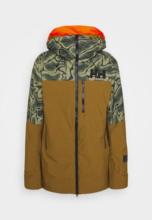 STRAIGHTLINE LIFALOFT JACKET - Veste de snowboard - uniform green