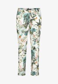 Betty Barclay - MIT AUFDRUCK - Trousers - nature/khaki - 3