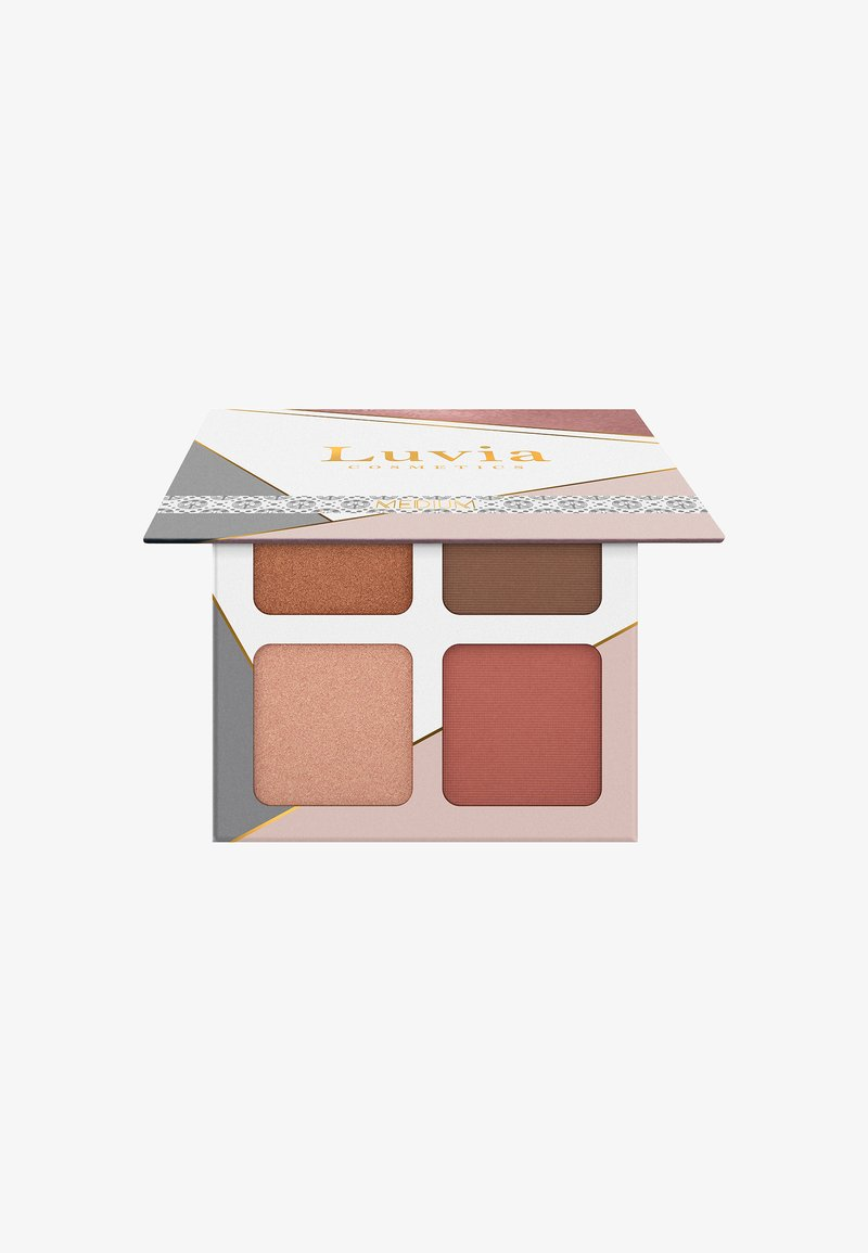 Luvia Cosmetics - FACE PALETTE MEDIUM - Face palette - -