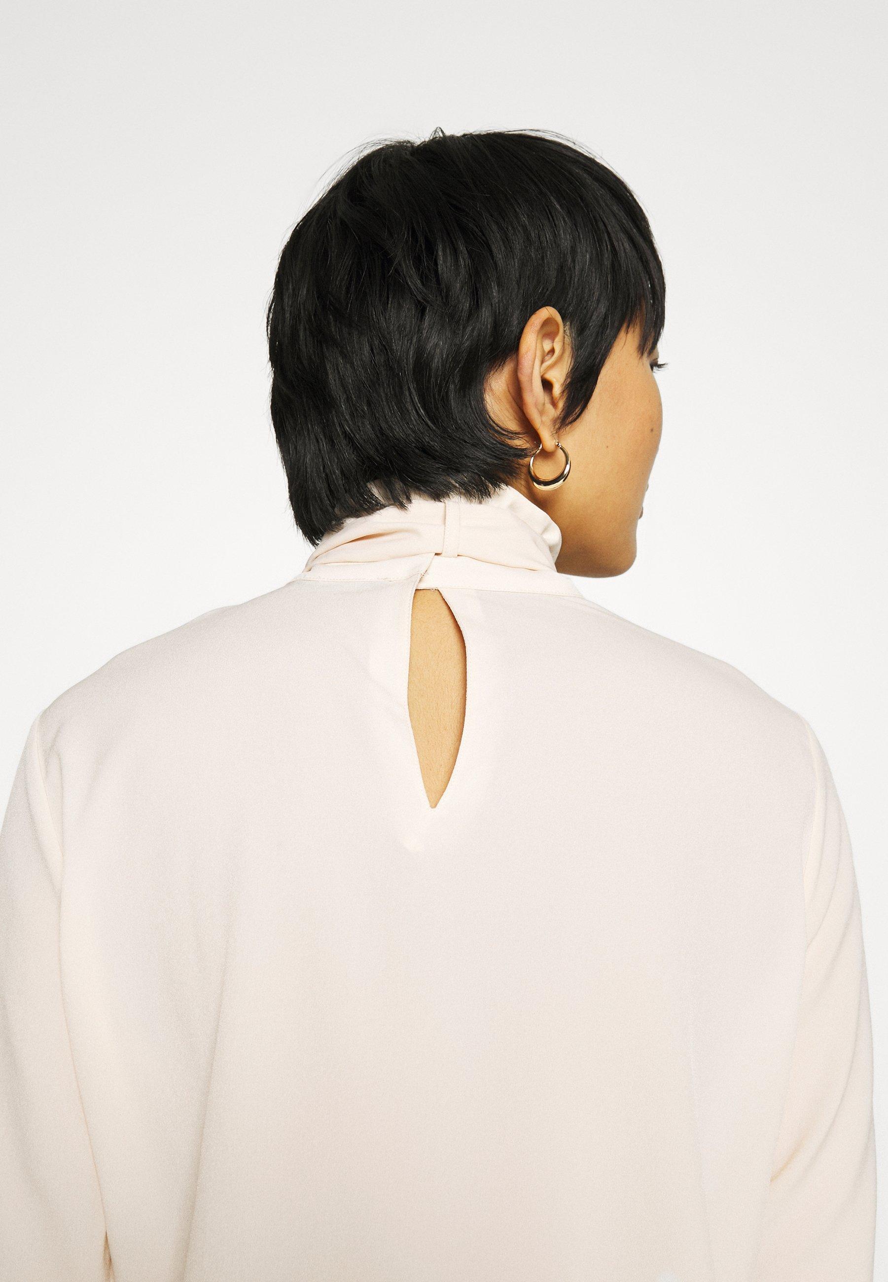 Sisley BLOUSE Bluser beige Zalando.no