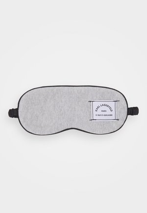 LOUNGE TETRIS EYE MASK - Berretto - grey