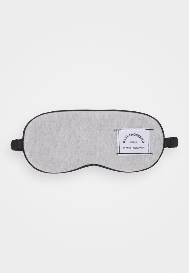 LOUNGE TETRIS EYE MASK - Beanie - grey