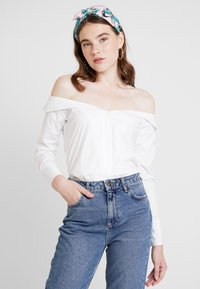 4th & Reckless - ROCKET - Blouse - white - 0