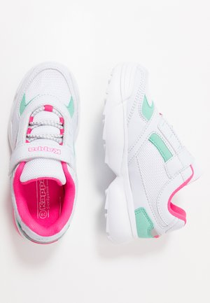 KRYPTON - Sports shoes - white/pink