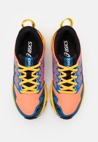 ASICS - GEL-FUJITRABUCO 8 - Trail running shoes - directoire blue/black - 3