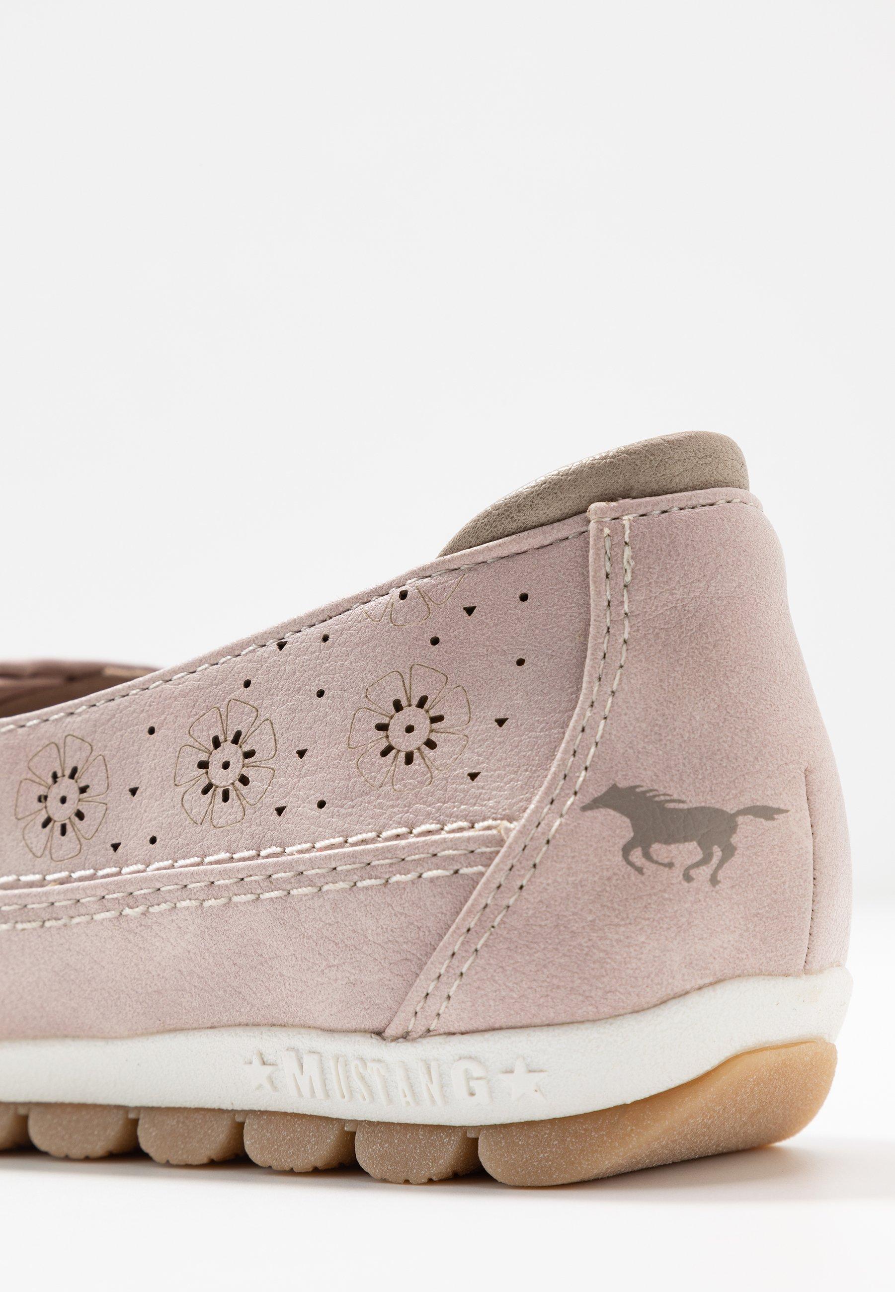 Mustang Mocassins - rose - Mocassins & Chaussures bateau femme Original