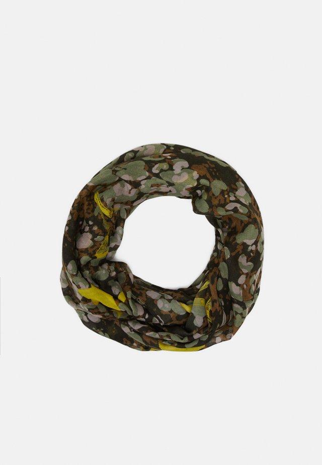 Tubehalstørklæder - olive