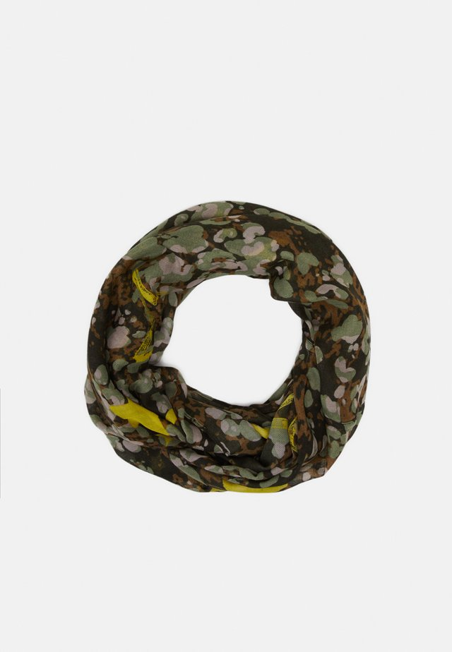 Écharpe tube - olive