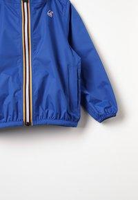 K-Way - LE VRAI CLAUDE - Waterproof jacket - blue royal - 3