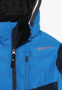 Brunotti - SERGAS BOYS SNOWJACKET - Laskettelutakki - space blue - 5
