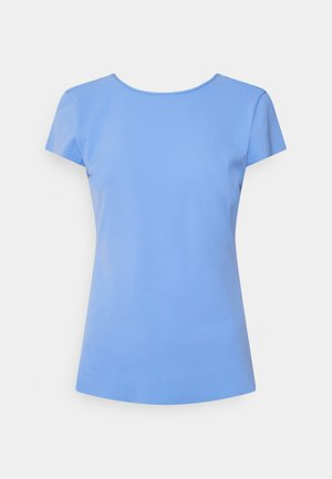 THE YOGA LUXE - Basic T-shirt - royal pulse/aluminum