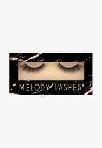 Melody Lashes - ELIN - False eyelashes - black - 0